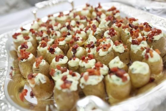 Buffet para Casamento de Finger Food Valor Jundiaí - Buffet para Casamento em Chácara