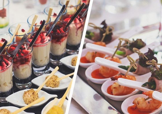 Buffet para Casamentos de Finger Food Vinhedo - Buffet para Casamento com Decoração
