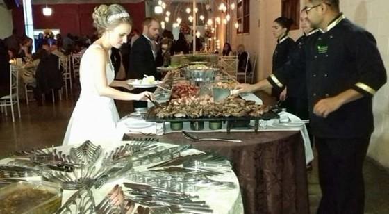 Buffets Casamento Churrasco Vinhedo - Buffet para Casamento com Decoração