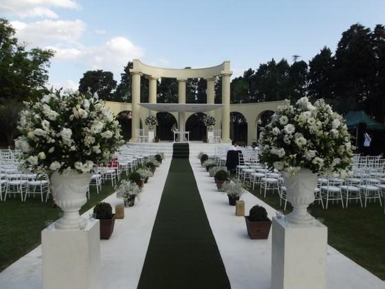 Buffets para Casamento ao Ar Livre Campinas - Buffet para Casamento com Decoração