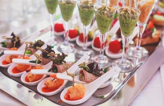 Cotação para Buffet para Casamento de Finger Food Paulínia - Buffet para Casamento em Chácara