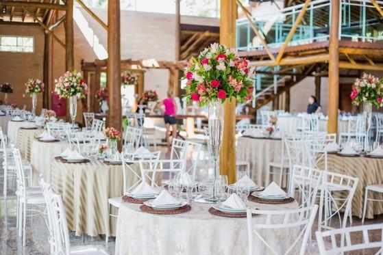 Onde Contrato Buffet para Casamento com Decoração Barueri - Buffet para Casamento em Chácara