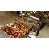 buffet de churrasco completo