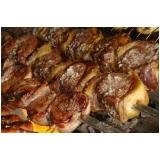 buffet de churrasco para festa mais barato Atibaia
