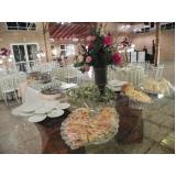 buffet de jantar para formatura Itatiba