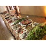 buffet casamento churrasco