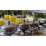buffet casamento jantar