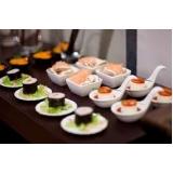 buffet para casamento completo