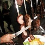 buffet para casamento de churrasco Itatiba