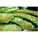 buffet para casamento de noite valor Franco da Rocha