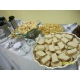 buffet para confraternização e festa corporativa