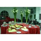 buffet para confraternização e festa empresarial