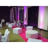 buffet para festa de debutante completo Várzea Paulista
