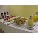 buffet para inauguração orçamento Barueri