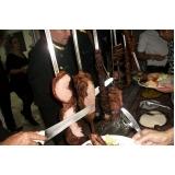 buffets de churrasco para debutante Barueri