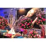 buffets festa para debutante Itatiba