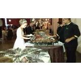 buffets para casamento de churrasco Osasco