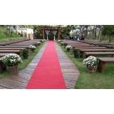buffets para casamento em chácara Itatiba
