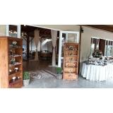 cotação para buffet para casamento rústico fazenda Jundiaí