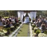 onde contrato buffet para casamento ao ar livre Franco da Rocha