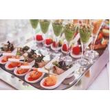 orçamento de buffet de debutante com finger food Várzea Paulista