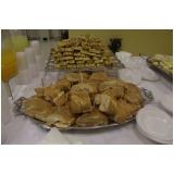 preço de buffet para confraternização de empresa Vinhedo