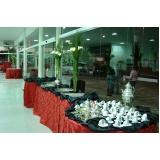 preço de buffet para confraternização e festa empresarial Jundiaí
