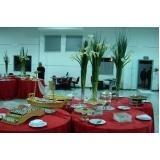 quanto custa buffet para confraternização de funcionários Atibaia
