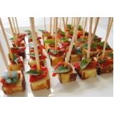 valor de buffet completo para festa de debutante Barueri